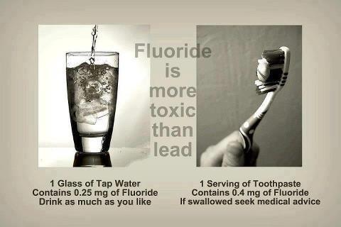 Fluoride: Too much of a good thing?  Healing Autism & ADHD